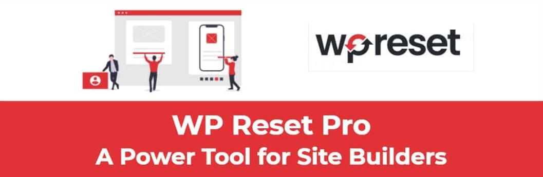 数据还原重置 WP Reset Pro v5.64 破解专业版WP插件